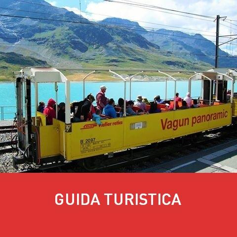 Guida Turistica Trenino del Bernina